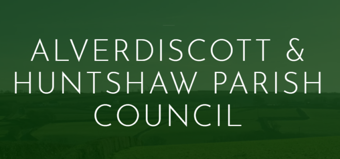 alverdiscott and huntshaw parish council
