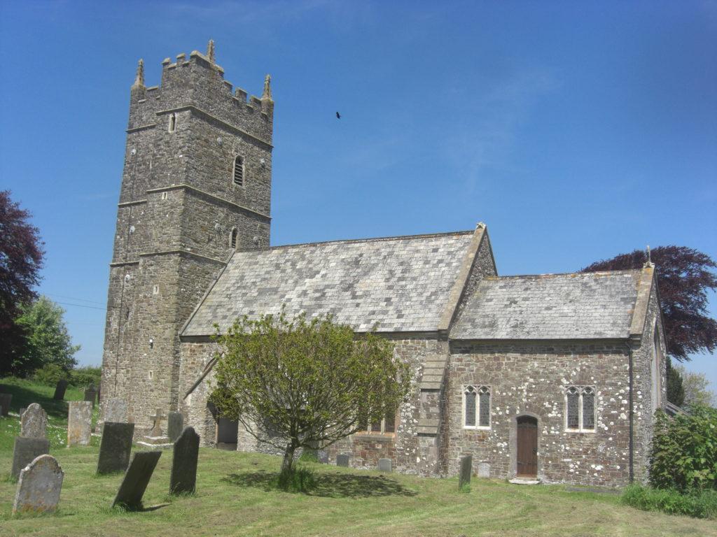 All Saints Church Alverdiscott.