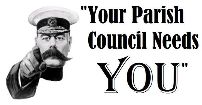 parish council needs you